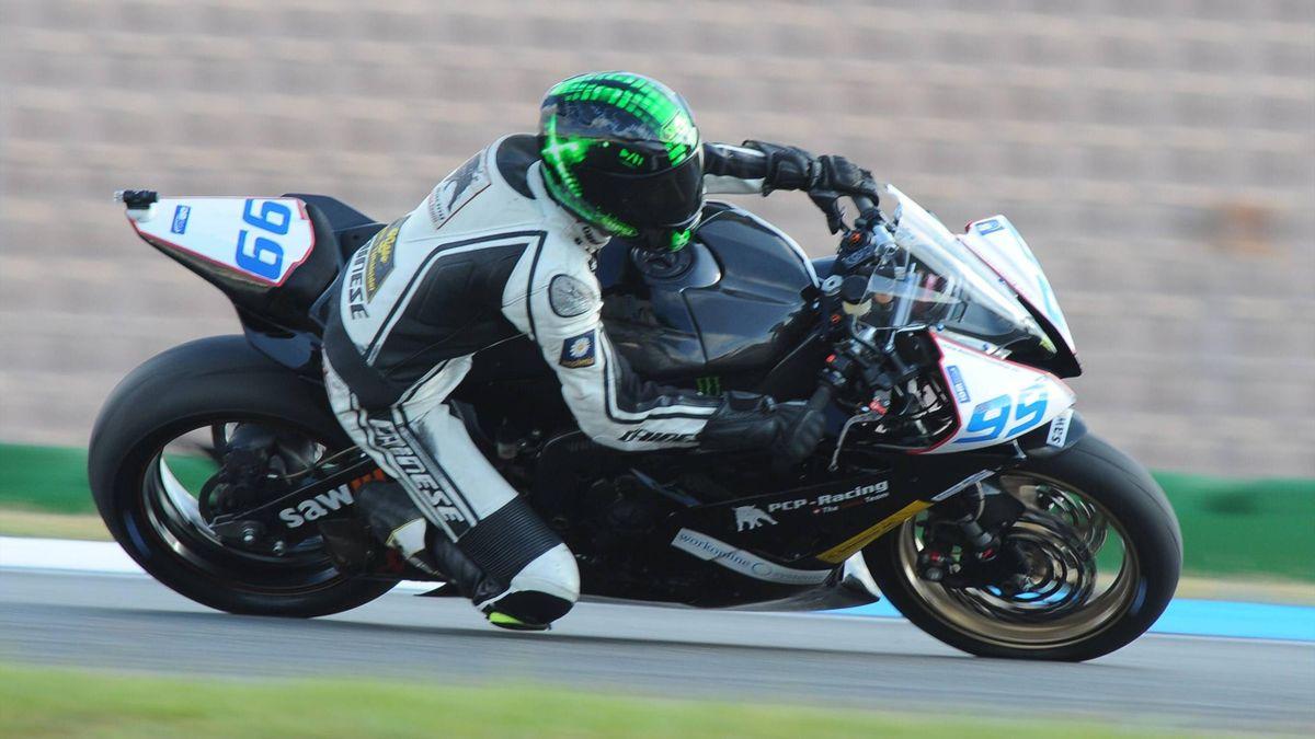 Dominic Schmitter fährt ab 2016 in der Superbike-WM