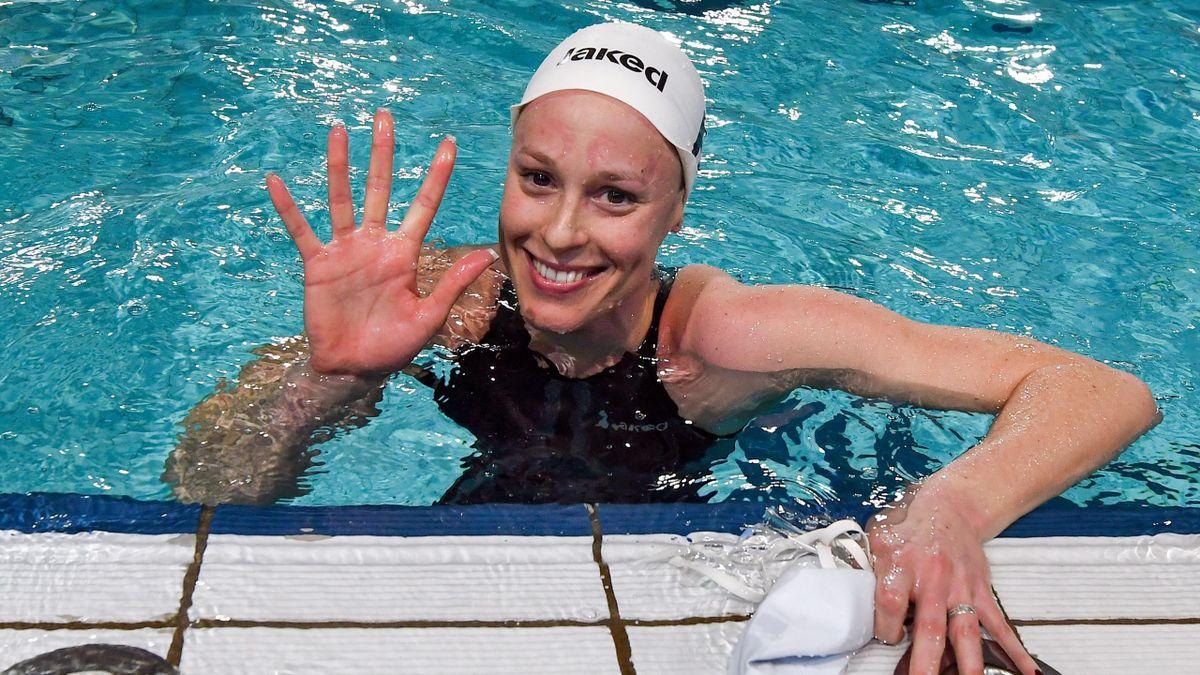 Federica Pellegrini si qualifica per la sua quinta Olimpiade