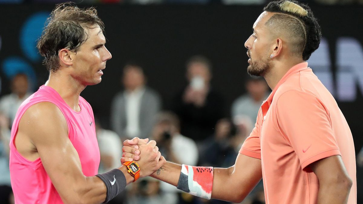 Nick Kyrgios Explains Why Roger Federer Pips absolute Champion Rafael Nadal As Best Ever Eurosport