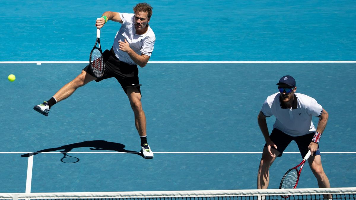 Highlights: Britain's Salisbury and partner Ram beat Murray and Soares in doubles
