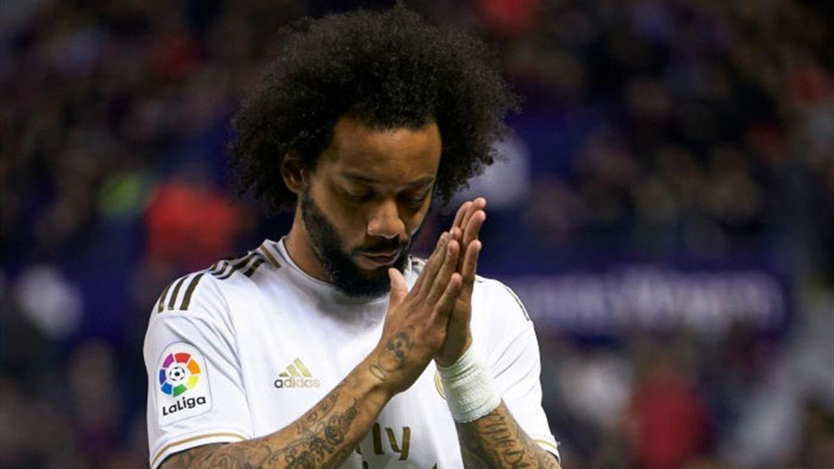 Marcelo von Real Madrid