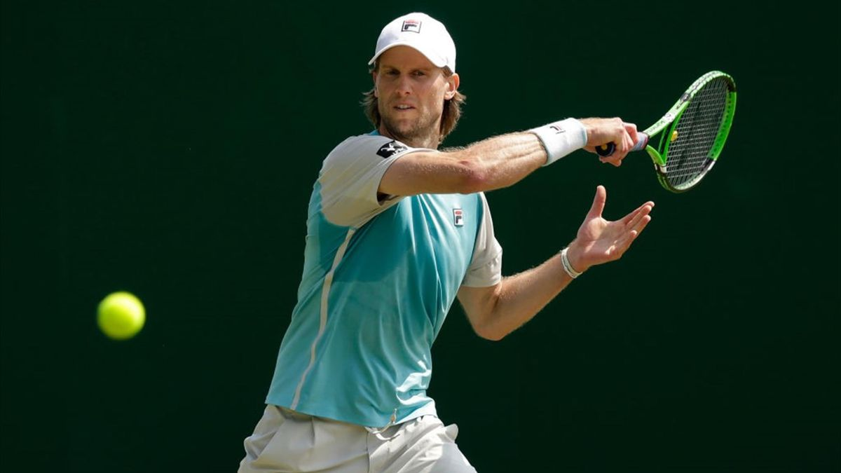 Andreas Seppi - ATP Eastbourne 2021