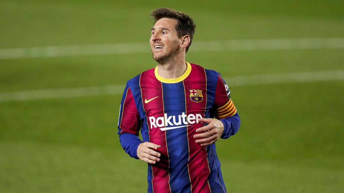 Lionel Messi (FC Barcelone)