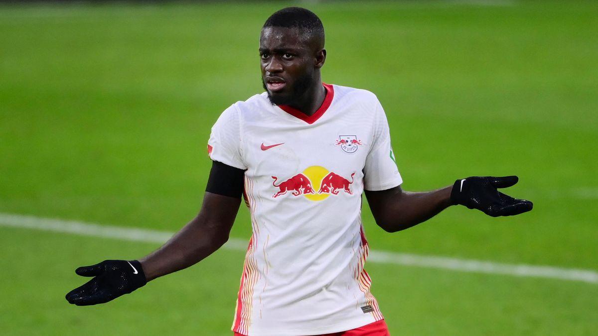RB Leipzig defender Dayot Upamecano
