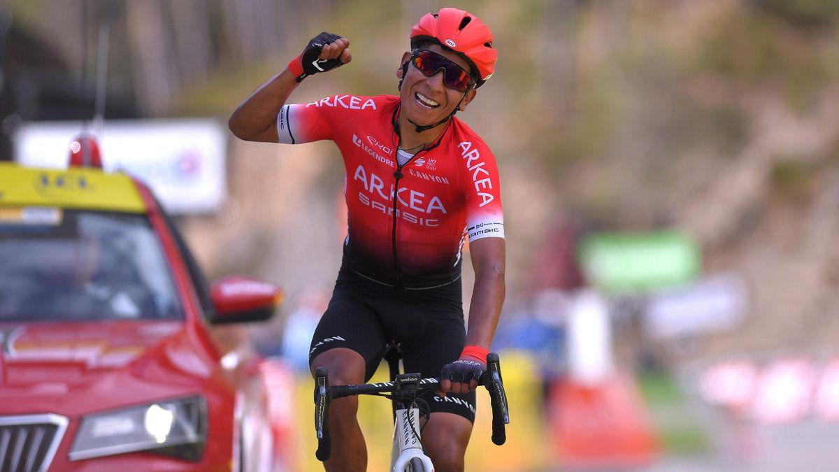 Nairo Quintana will 2021 bei der Tour de France angreifen