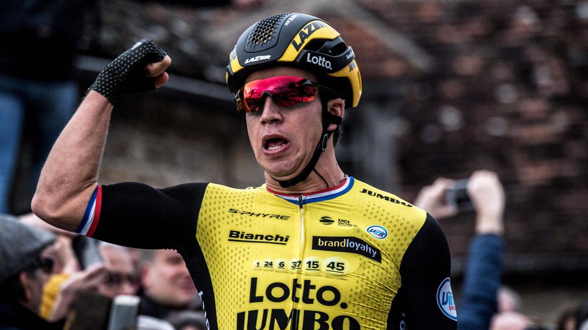 Team Lotto NL-Jumbo Dutch cyclist, Dylan Groenewegen
