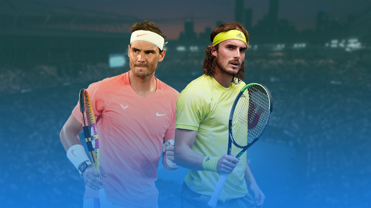 Rafael Nadal v. Stefanos Tsitsipas | Premium | Australian Open 2021