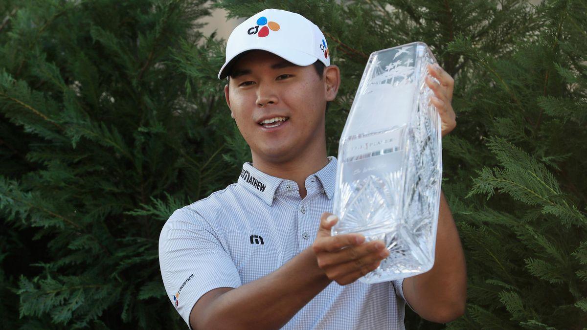 Le Sud-Coréen Si Woo Kim est devenu, à 21 ans, le plus jeune vainqueur de l'histoire du Players Championship
