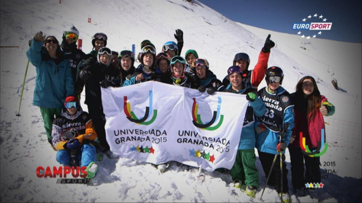 Campus: Countdown to winter universiades