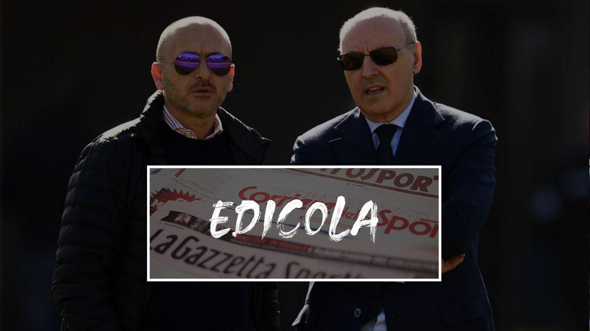 Ausilio e Marotta - Edicola