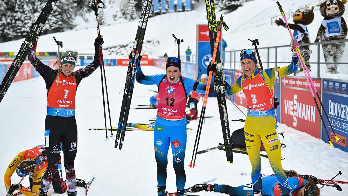 Oberhof : Highlight Women Mass Start