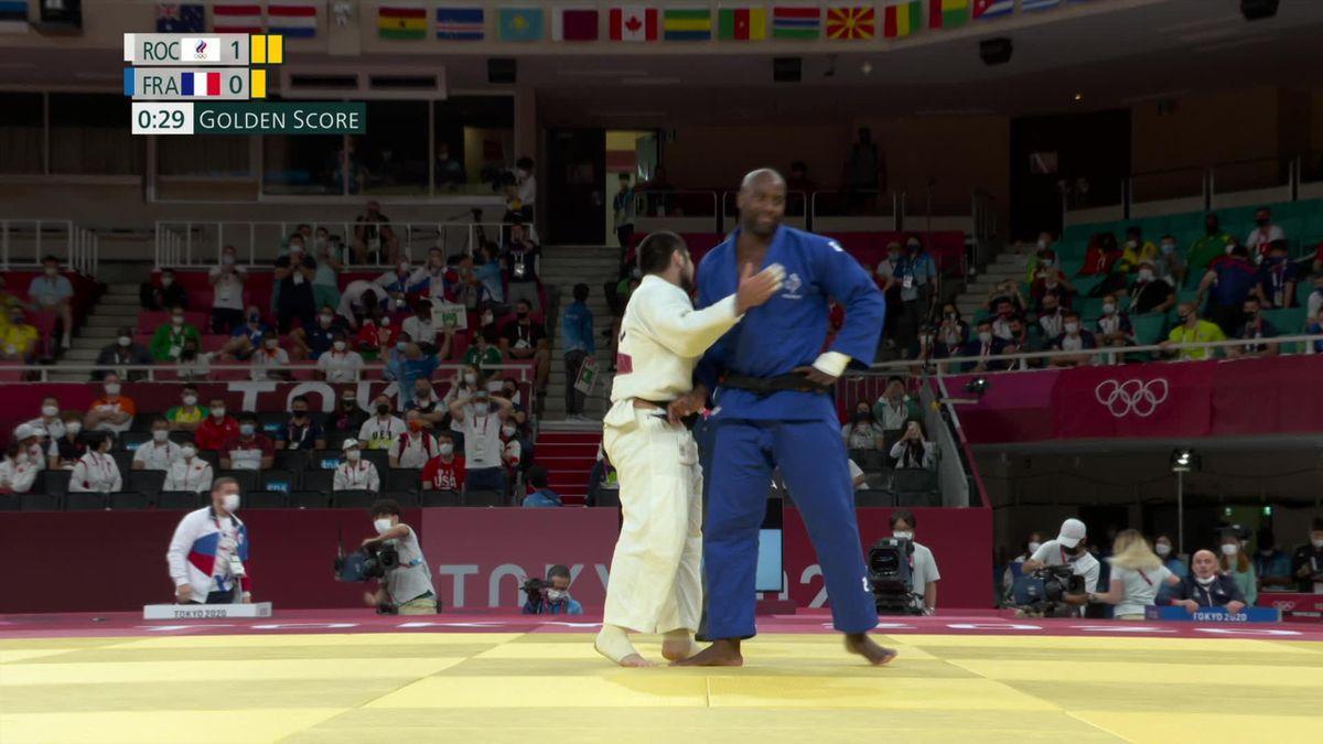 Tokio 2020  Onverslaanbaar geachte Riner verliest in kwartfinale