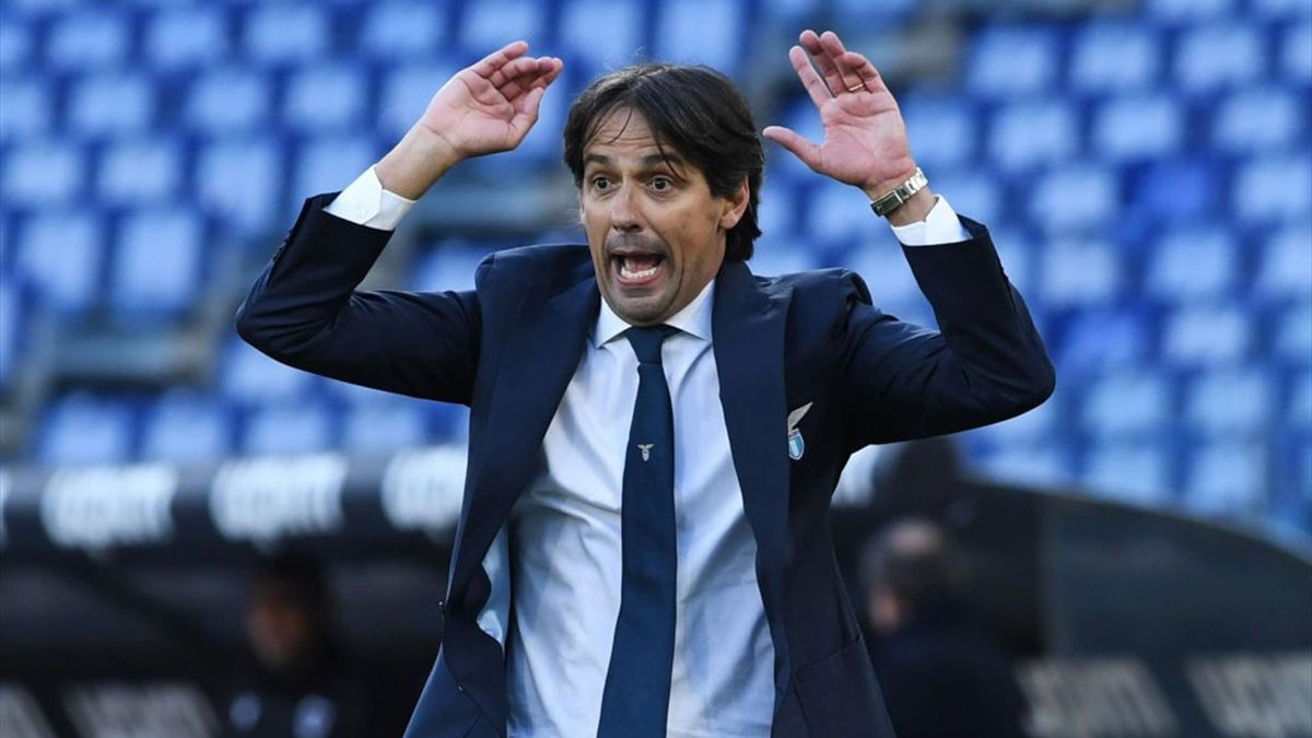 Simone Inzaghi - Lazio-Sampdoria - Serie A 2020/2021 - Getty Images