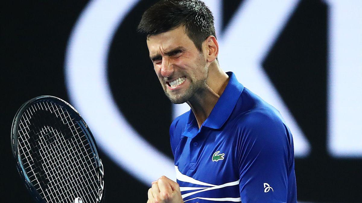 Novak Djokovic (Australian Open 2019)