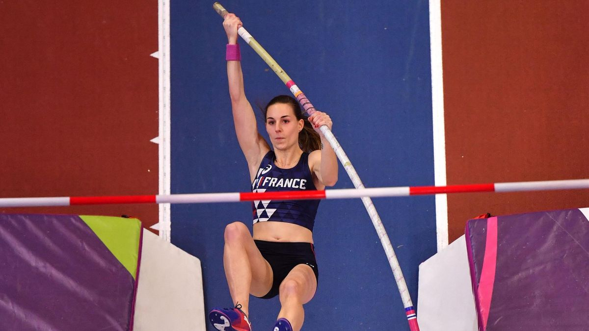 Ninon Guillon-Romarin - Championnat du monde en salle 2018
