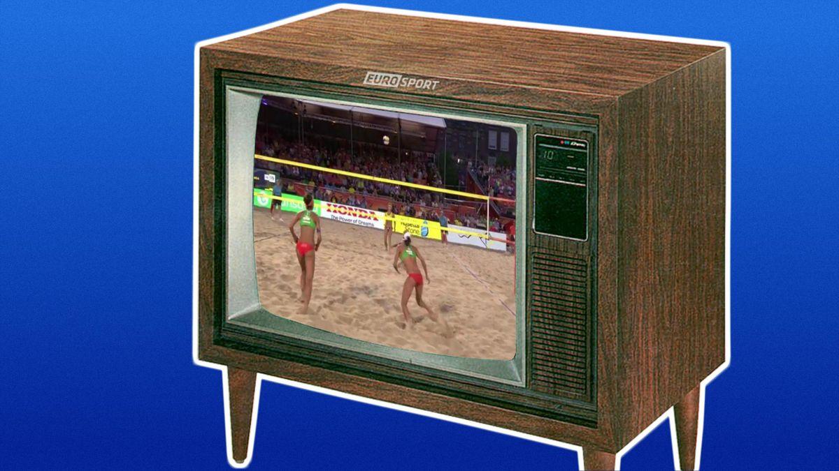 Финал по пляжному волейболу