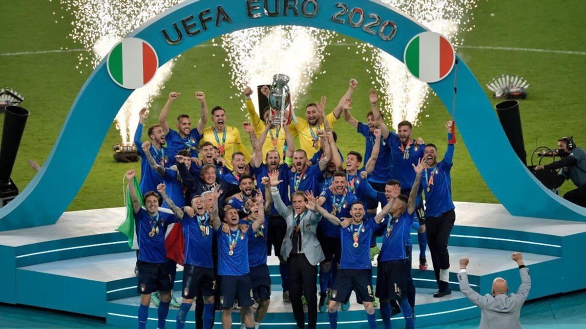 Italy, Euro winner 2020