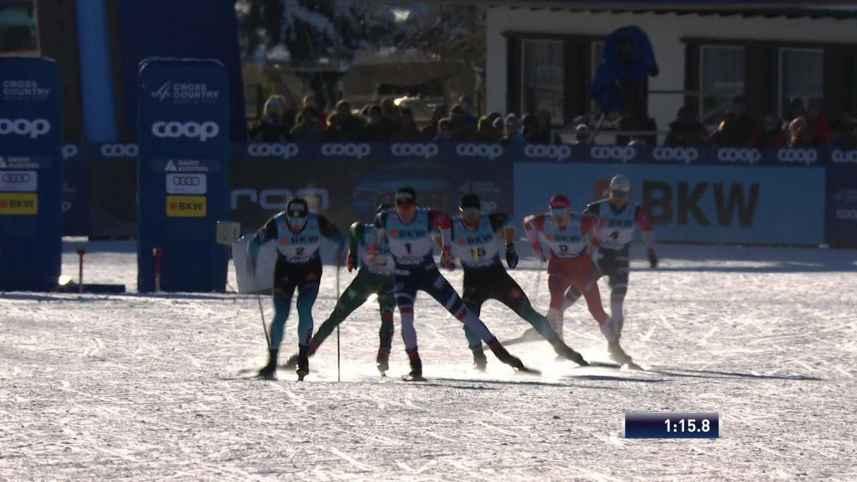 Cross-Country Skiing Davos - Men Sprint Final