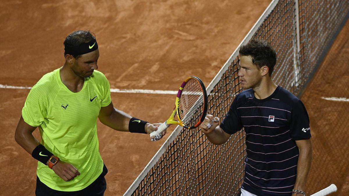 Rafael Nadal i Diego Schwartzman