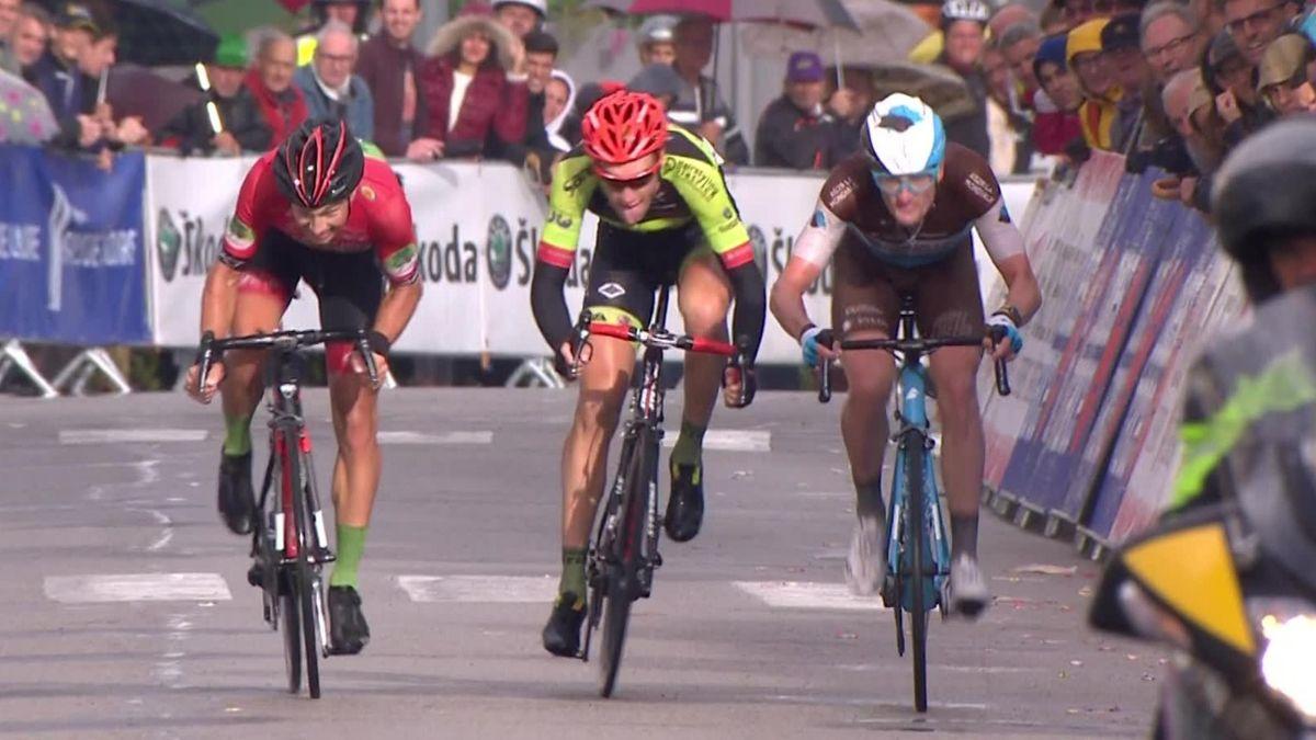 Tour of Vendée - Finish
