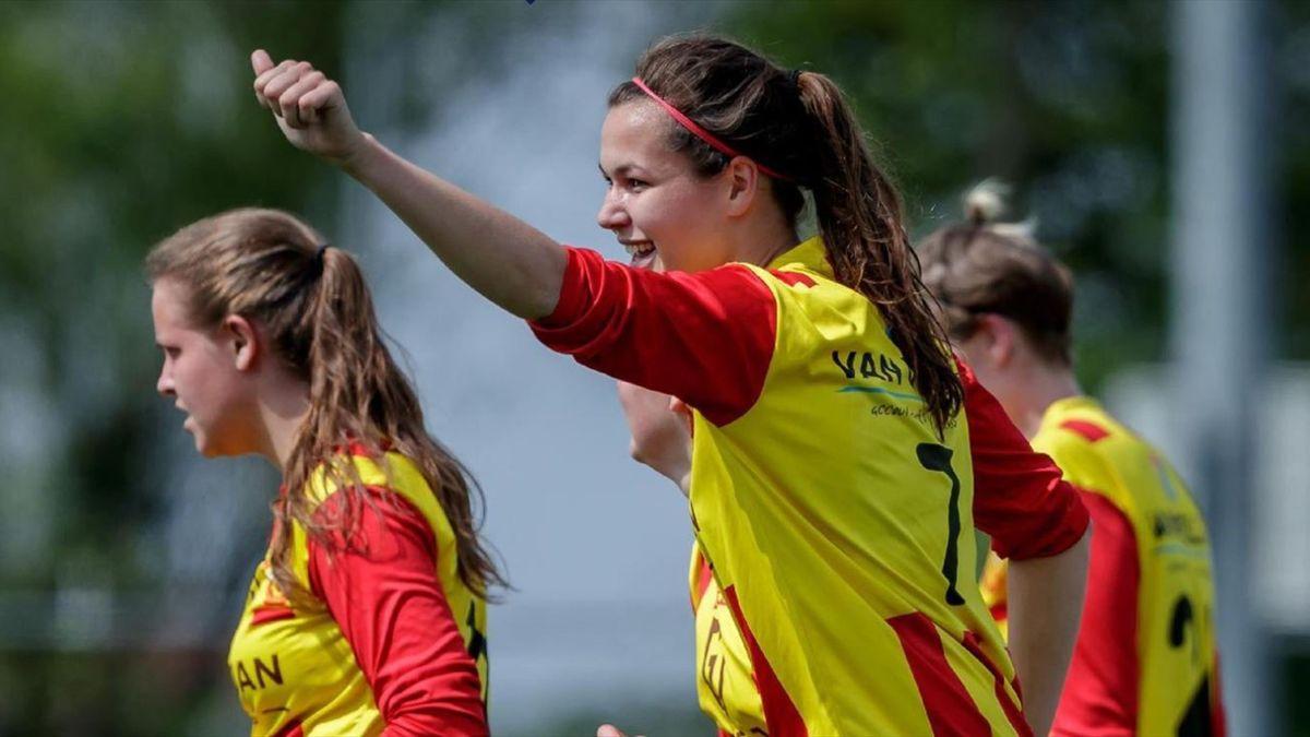 Der niederländische Verband KNVB beschließt Revolution