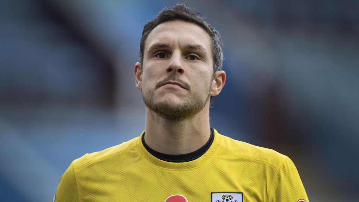 Southampton goalkeeper Alex McCarthy