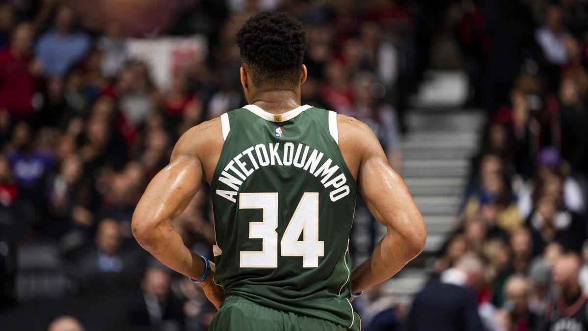 Giannis Antetokounmpo | Milwaukee Bucks