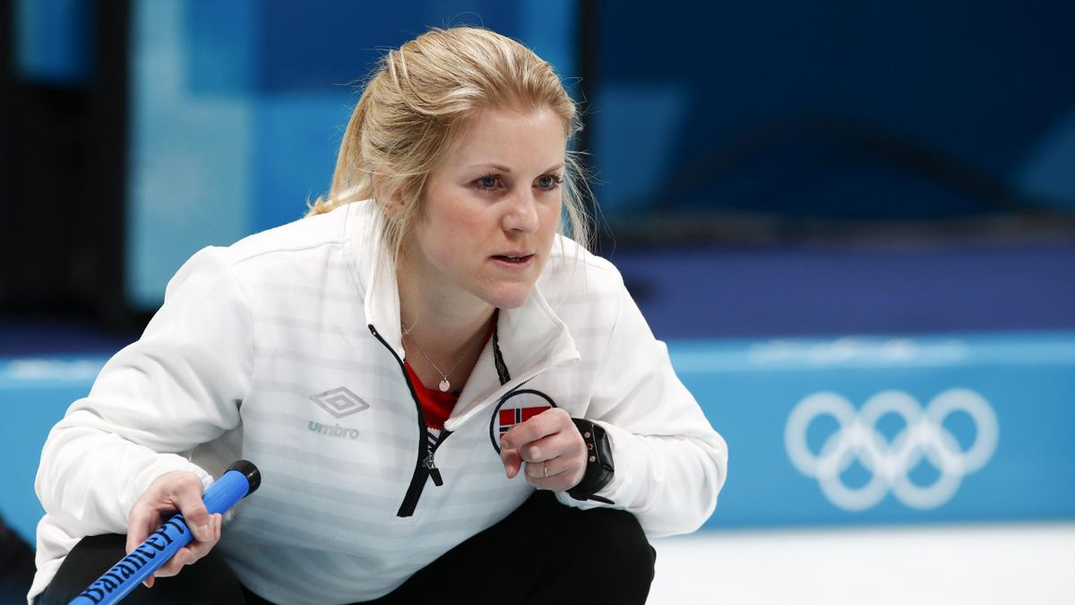 Kristin Skaslien Curling