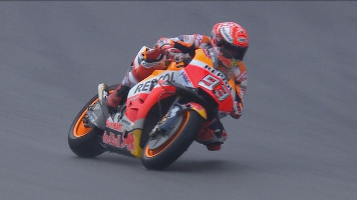 Malaysia GP - Moto GP Q2 - Pole Position Marquez