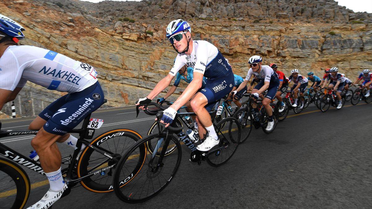 Chris Froome bei der UAE Tour