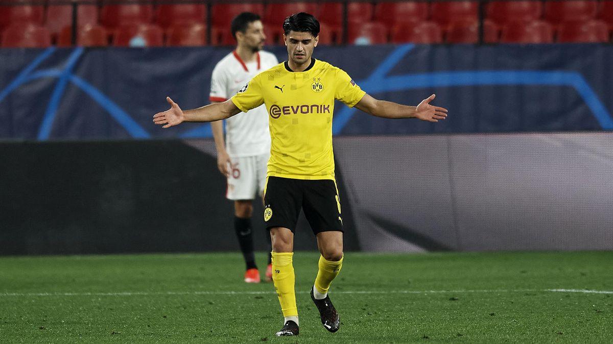 Mahmoud Dahoud - Borussia Dortmund