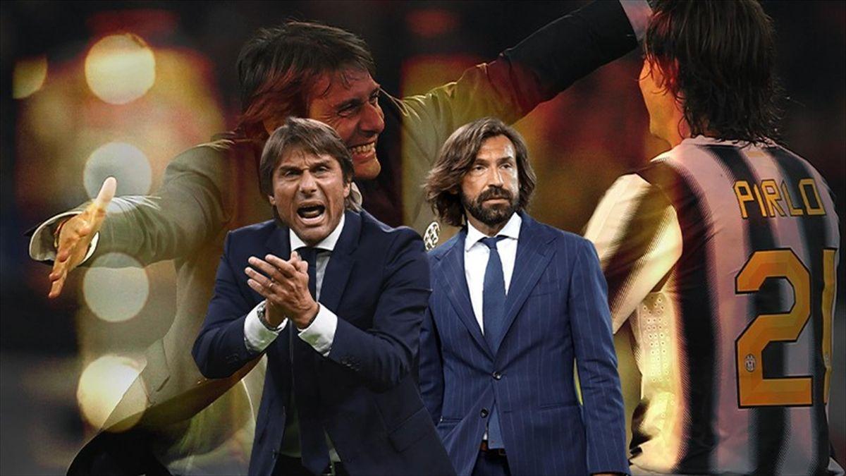 Serie A, Inter-Juventus: Conte contro Pirlo