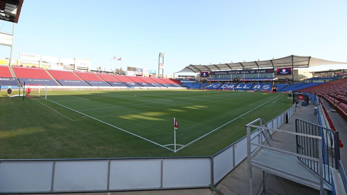 FC Dallas' Toyota Stadium