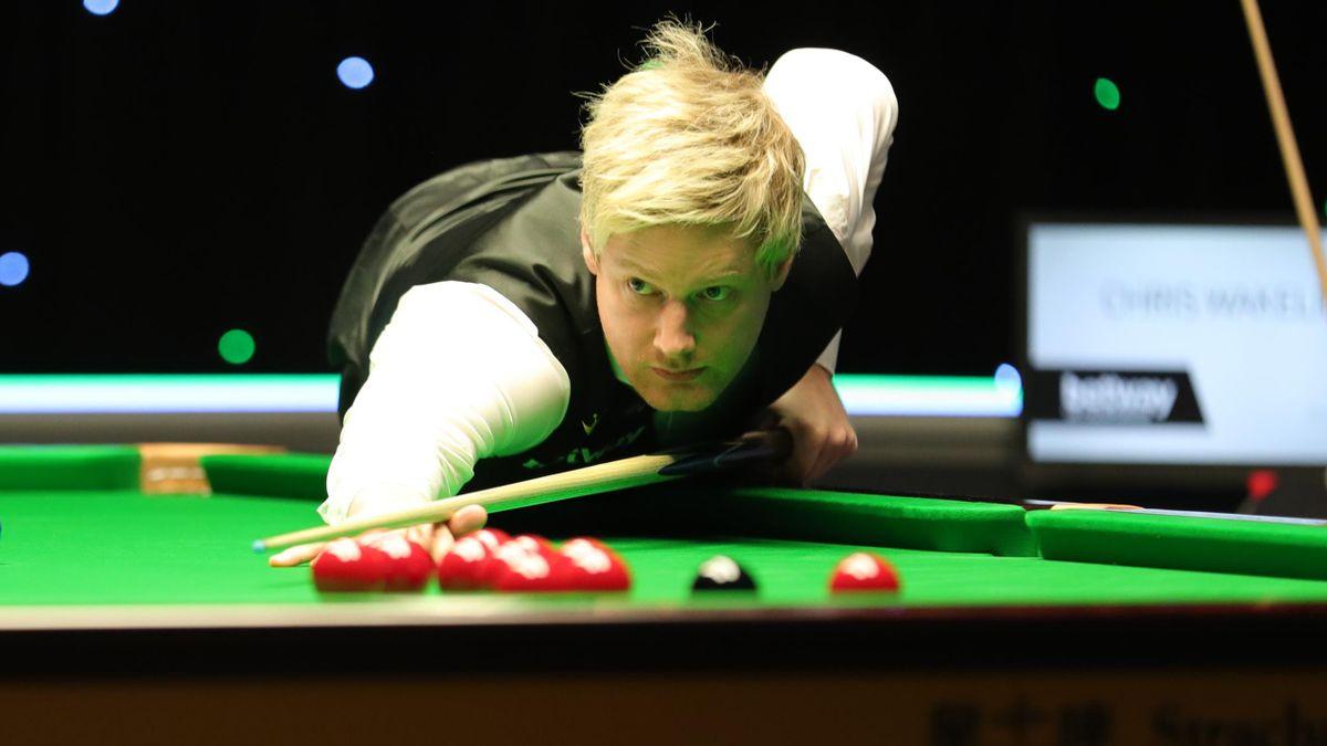 Neil Robertson s-a calificat în semifinalele UK Championship