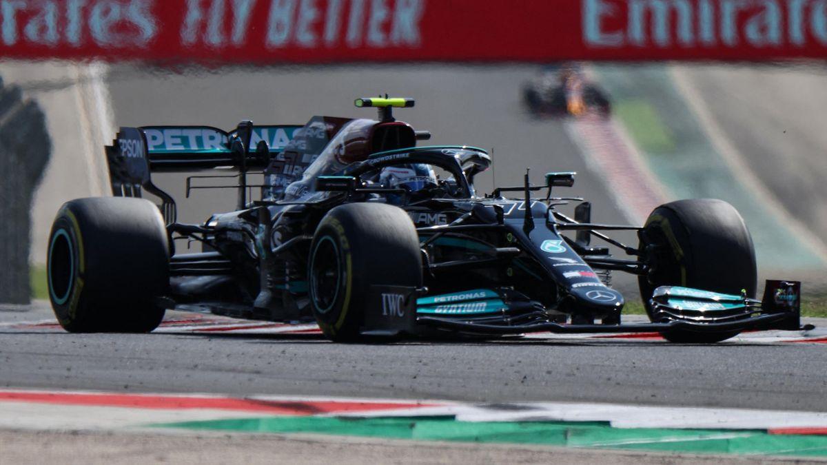 Valtteri Bottas (Mercedes) - GP de Hongrie - Libres 2