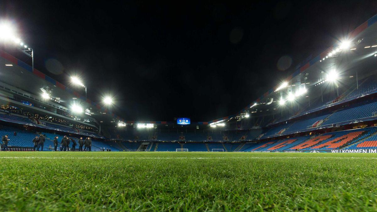 FC Basel St. Jakob-Park Stadion
