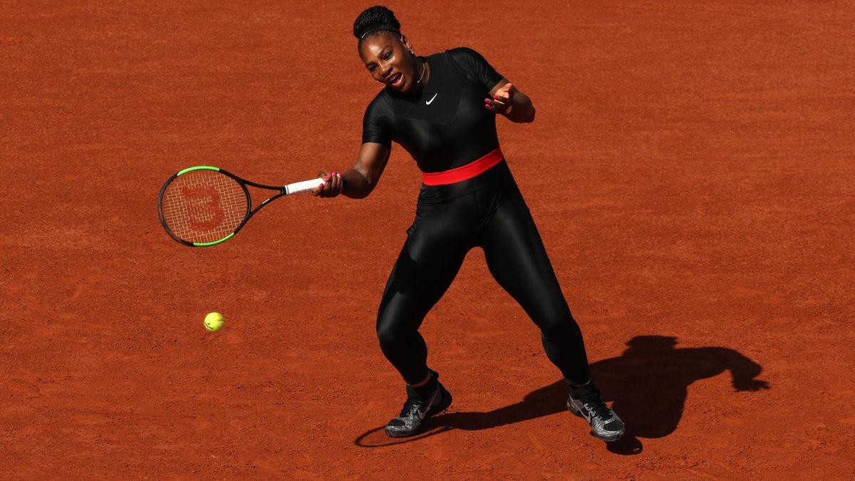 Serena Williams Roland Garros 2018