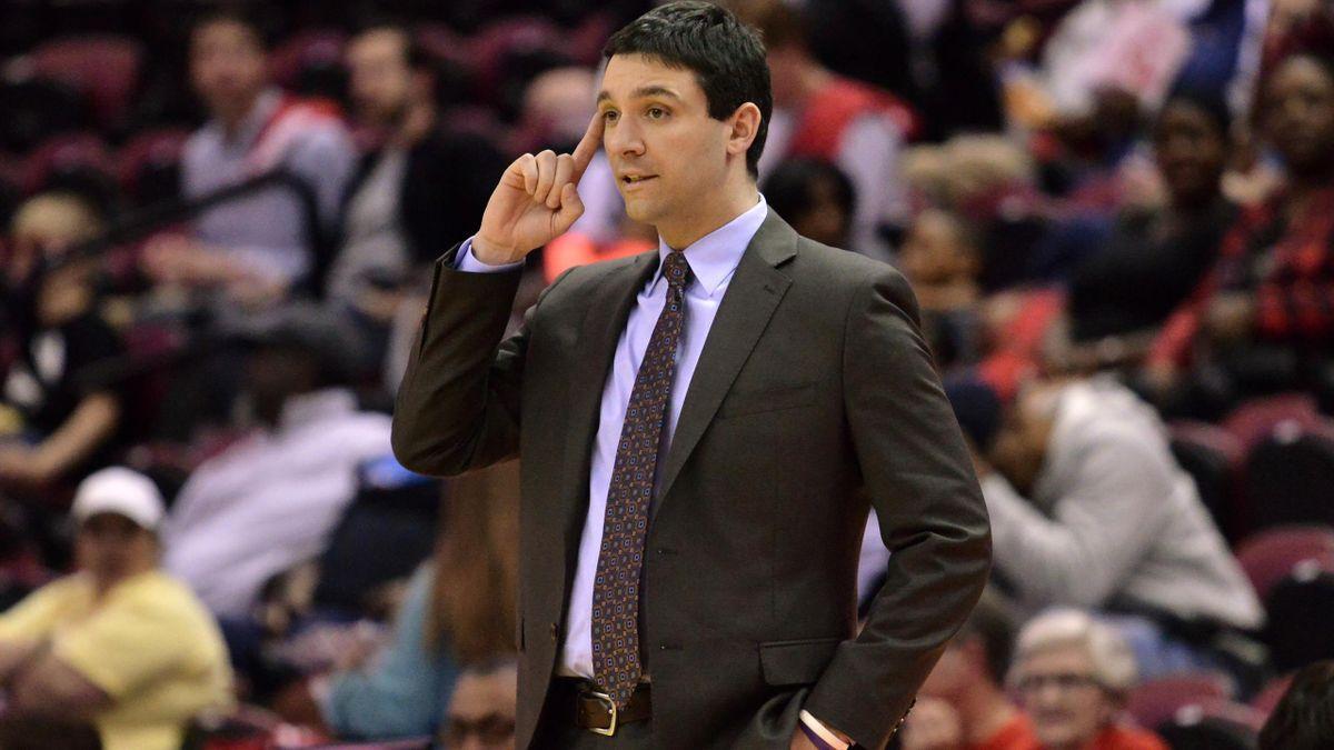 Mark Daigneault nouvel entraîneur principal du Thunder.