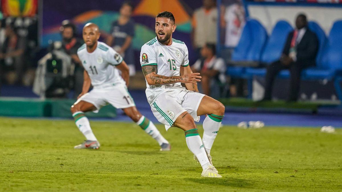 Andy Delort (Algérie) à la CAN 2019