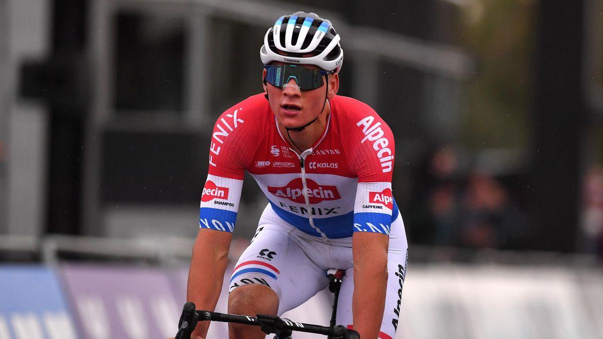 Le Tour de France et les JO : Mathieu van der Poel et le casse