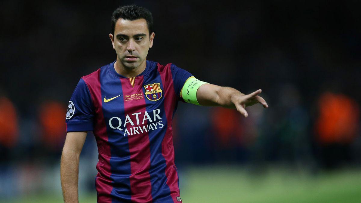 Xavi a fost unul din marii mijlocași ai ultimilor 20 de ani