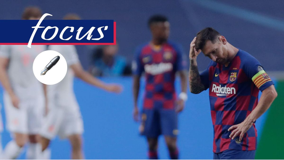 Calciomercato Messi Ora L Inter Puo Affondare Il Colpo Eurosport