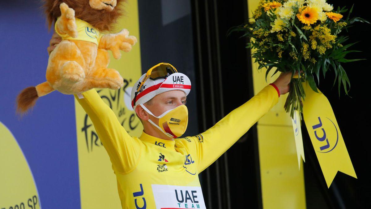 Tadej Pogacar | Tour de France, Stage 20