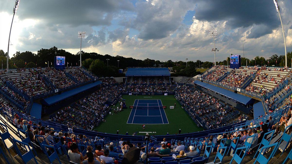Le Rock Creek Tennis Center - ATP Washington 2016