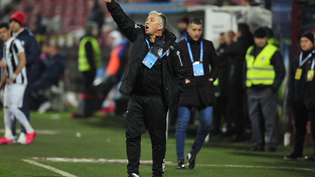 Dan Petrescu, CFR Cluj