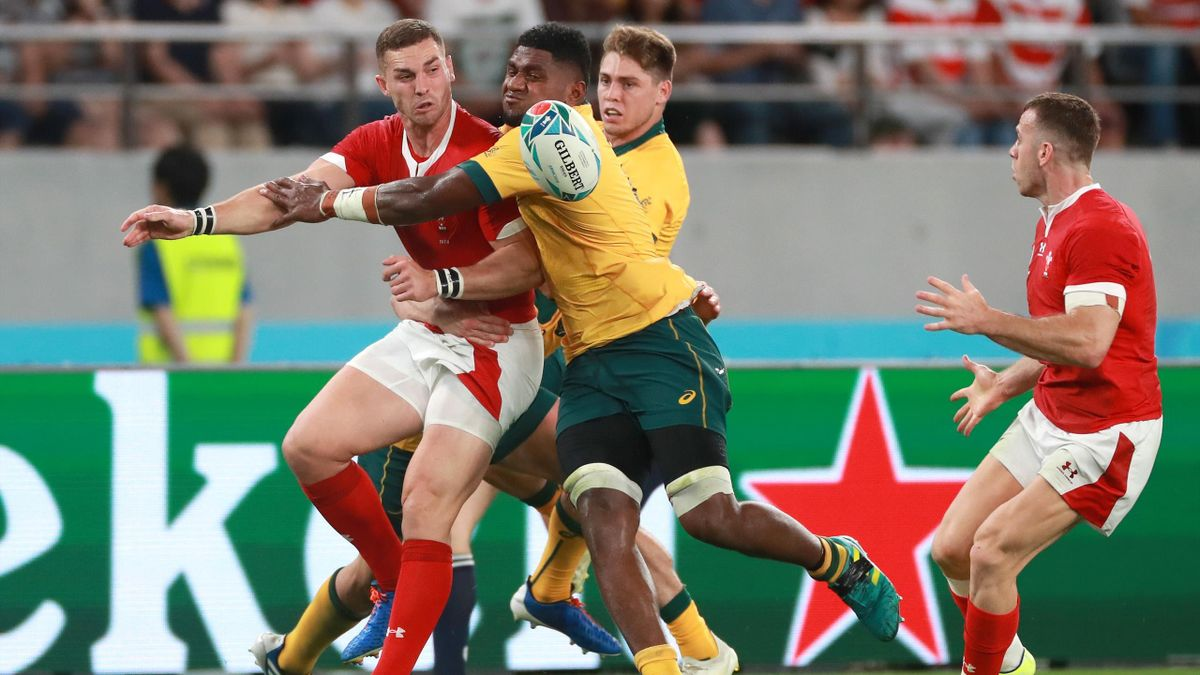 Australia vs Wales - Rugby World Cup 2019