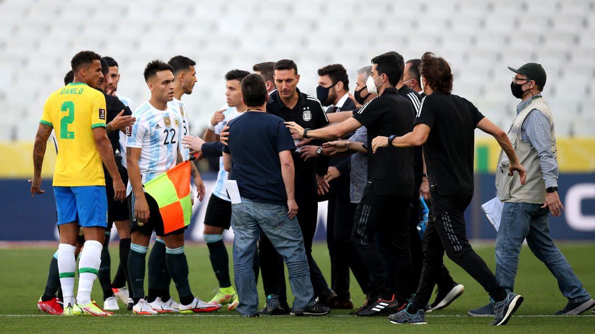 Brazilia - Argentina