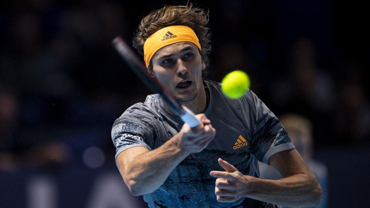 Alexander Zverev - ATP FINALS