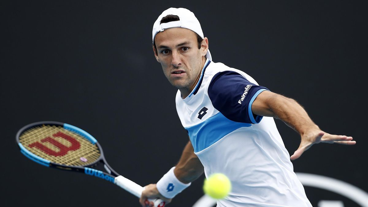Stefano Travaglia - Australian Open 2020