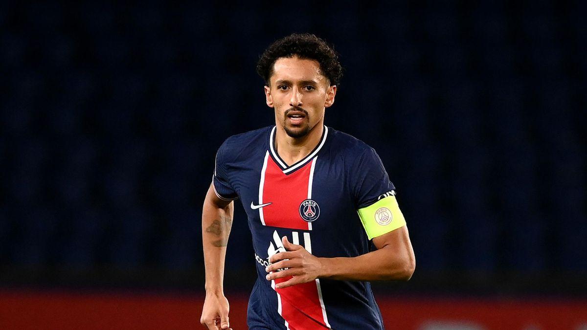 Marquinhos, le capitaine du PSG